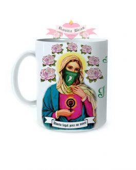 Virgen del Aborto